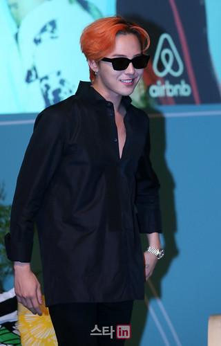 G-Dragon - Airbnb x G-Dragon - 20aug2015 - Star in - 31