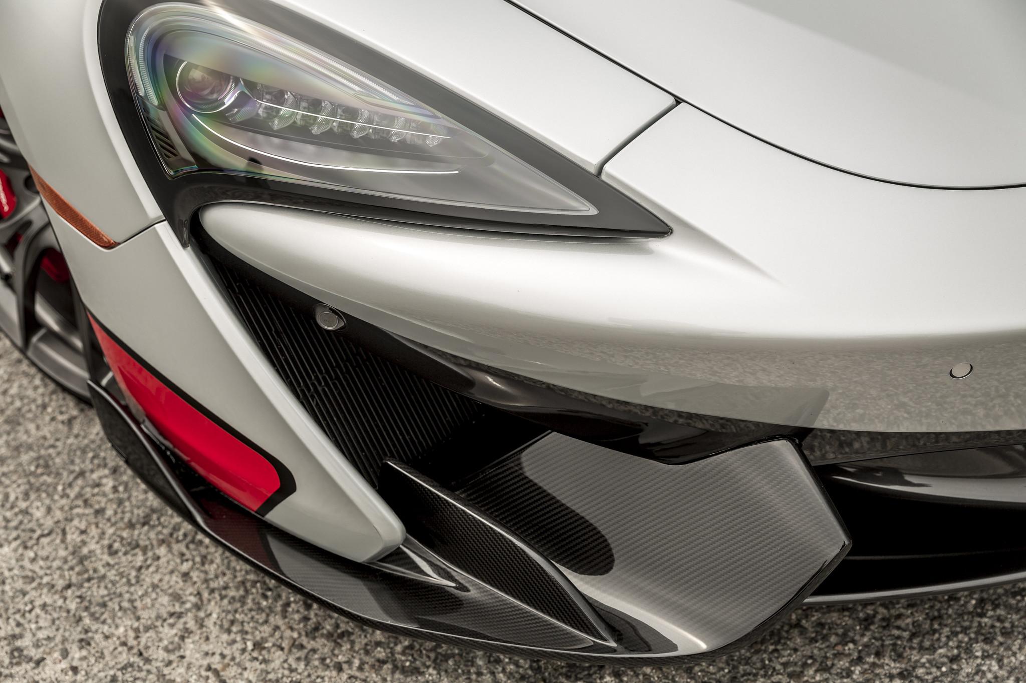 Vorsteiner McLaren Program