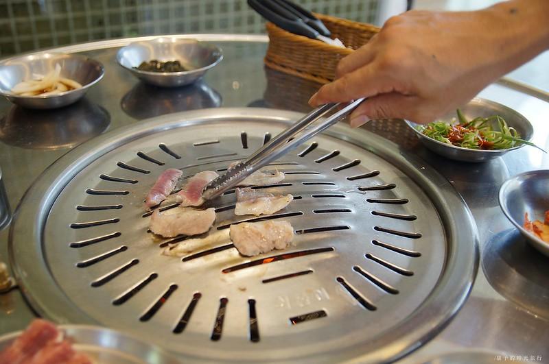 嘉義_五花肉韓國烤肉