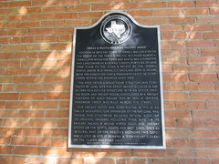 Photo of Black plaque number 20732