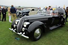 Lancia Astura Cabriolet Pinin Farina 1936 3