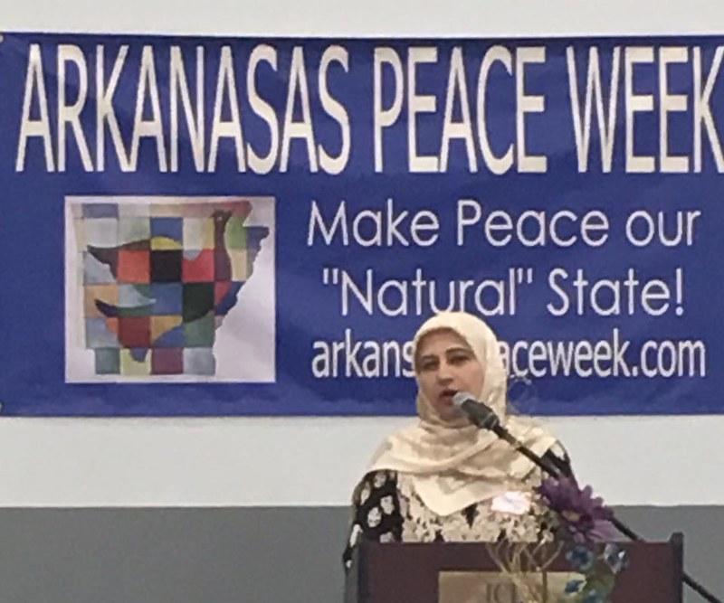 Little Rock,AR 2016 Peace Week - Peace Across Faiths Event (8)
