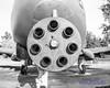 Focus on the A-10A 30mm Gatling Gun