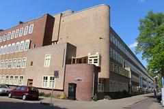 Amsterdam - Woningbouw Samenwerking