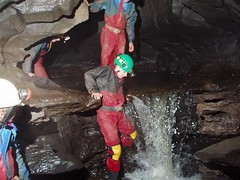 Helen in the OFD2 Streamway Image