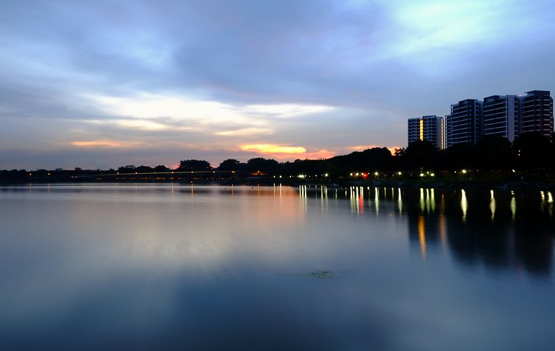 Lower Seletar Dam