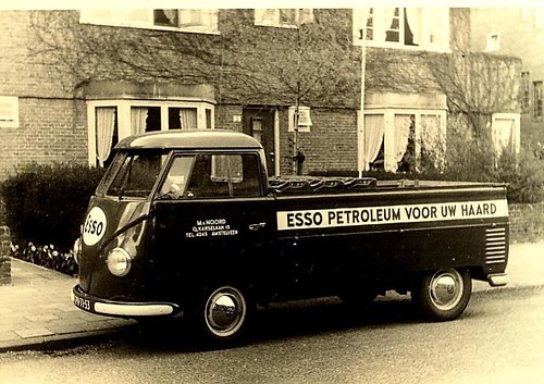 PN-71-53 Volkswagen Transporter enkelcabine 1956