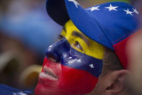 VENEZUELA PRIMERO DE MAYO