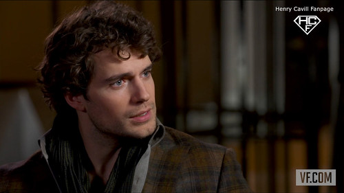 Henry Cavill ~ Vanity Fair Interview Screen Cap 2013 - 25