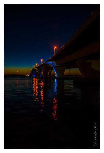 bridge sunset usa gulfofmexico buildings outdoors spring nikon seasons florida dusk places cameras april times months panamacity d7000