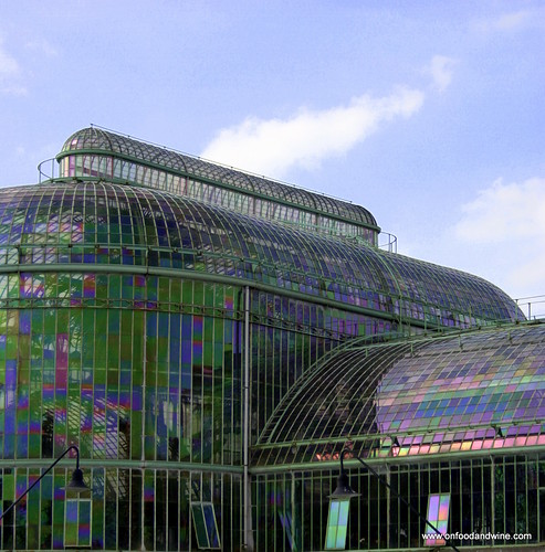 Laeken Royal Greenhouses - Colours