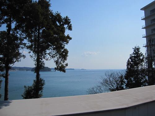 ★南三陸「ホテル観洋」から見る志津川湾 by Poran111