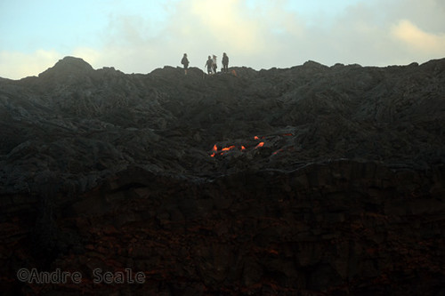 Lava no mar 8