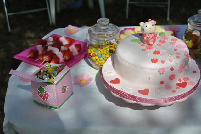 Chocolate, Almond, Dulce de Leche Cake