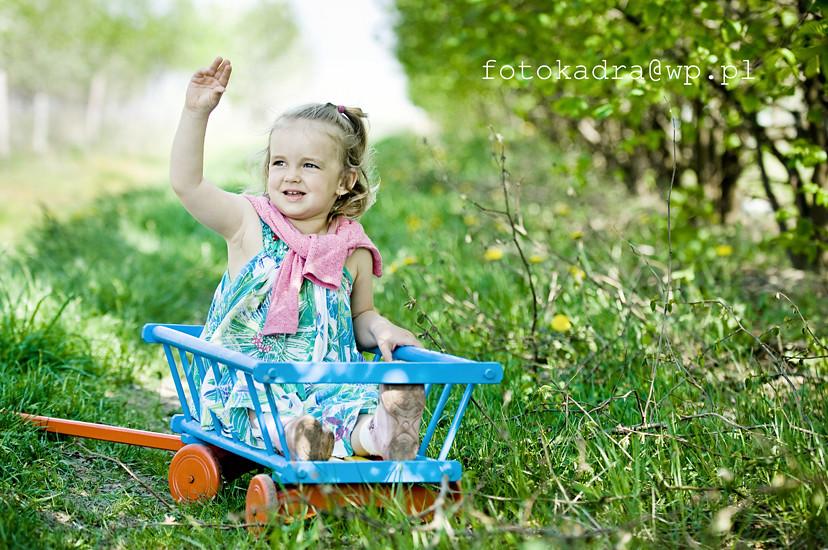 fotograficzne sesje dla dzieci w Grudziądzu