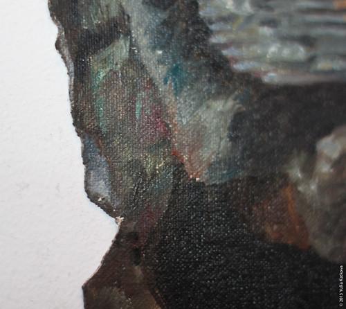 John Geoffrey Sanchez - Galeria Casa Cuadrada - ART Lima