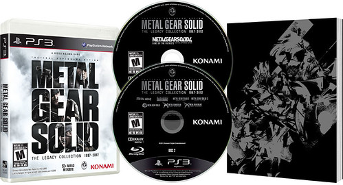 mgs legacy release date