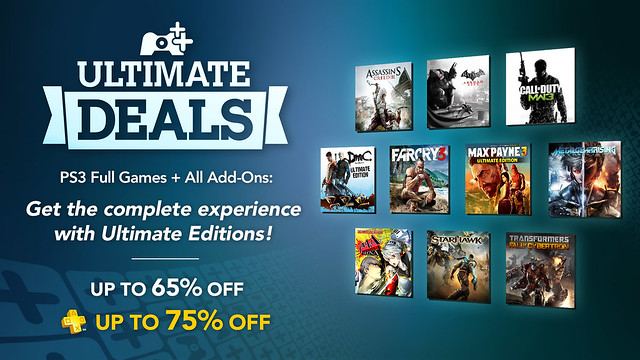 Ultimate Deals May 2013