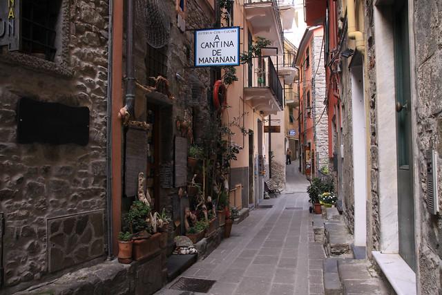 Morning in Cinque Terre, Italy