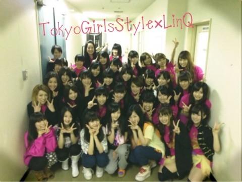 Photo:ⓁⓘⓝⓆ♥  #一ノ瀬 みく  みなぎってます。わたし。東京女子流さん×LinQ!! #LinQ一ノ瀬みく #LinQ By myfavoriteblogs