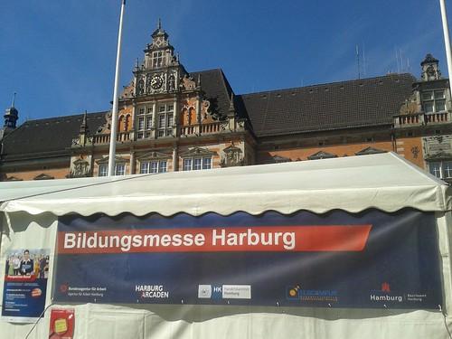 Bildungsmesse Harburg 2013