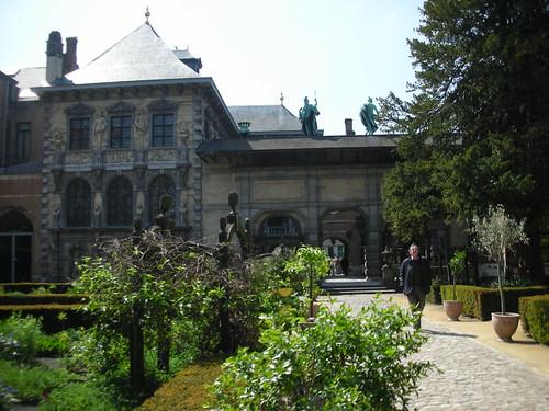 Rubenshuis in Antwerp