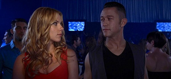 Scarlett Johansson and Joseph Gordon-Levitt are mutually misguided conquests in DON JON.