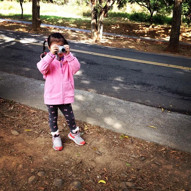 #小小攝影師