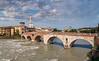 Ponte Pietra Panoramic