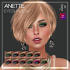 Anette Eyeshadow Ad - Omega