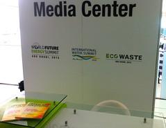 Green Solutions in media center