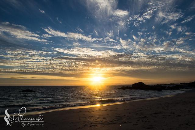 Sunset Breton © Sol'So Photografée