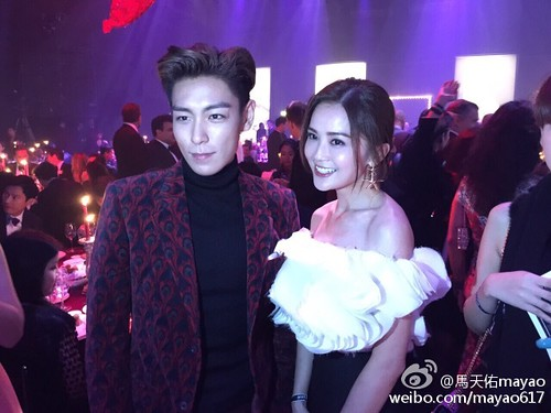 TOP - amfAR Charity Event - 14mar2015 - mayao617 - 01