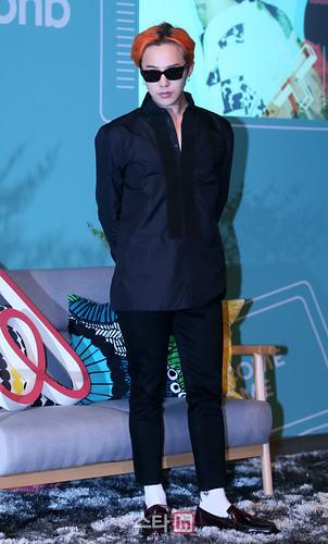 G-Dragon - Airbnb x G-Dragon - 20aug2015 - Star in - 12