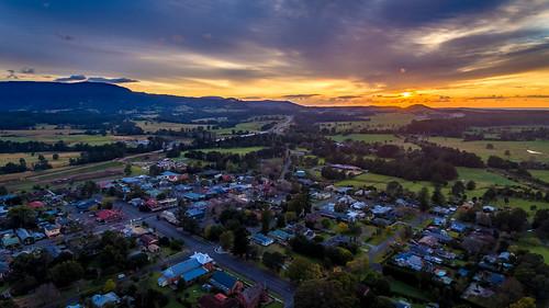australia sunrise berry shoahaven nsw newsouthwales au
