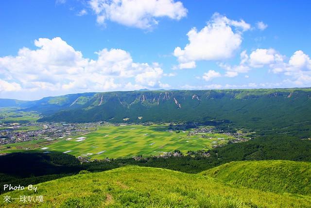 九州-阿蘇大觀峰19