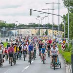 Ringparade der Radlhauptstadt München