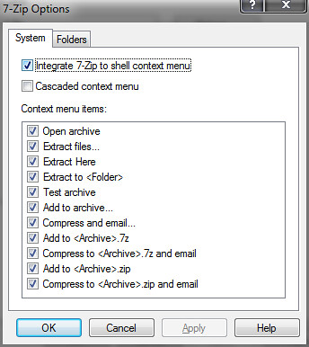 7-zip tips | Tips 7-zip Portable: Associate with Files and I… | Flickr