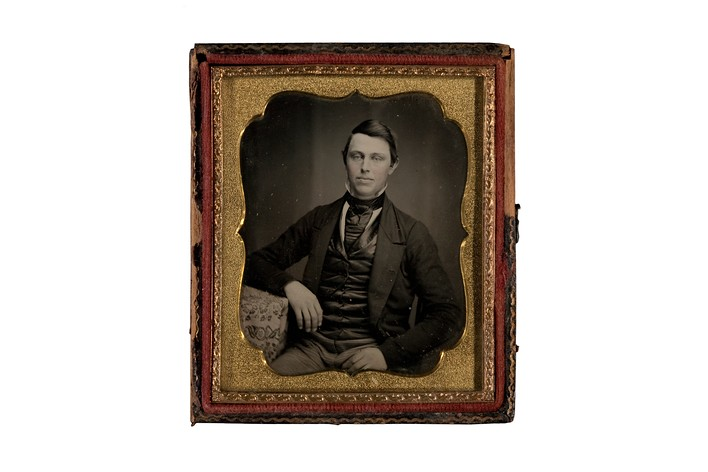 Daguerreotype - Sixth Plate Portrait