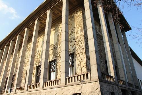 Paris - Palais de la Porte Dorée