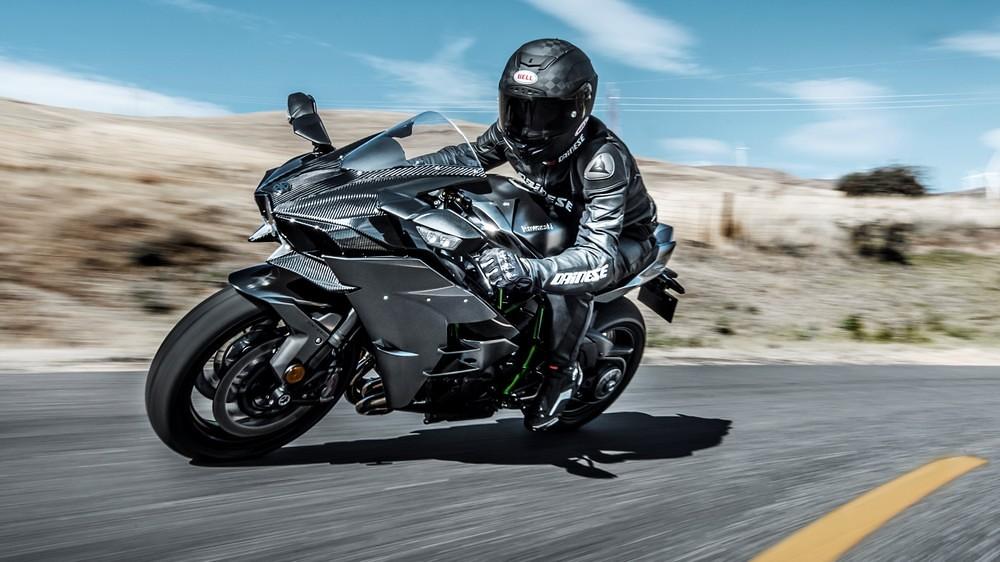 Kawasaki Ninja Carbon H2
