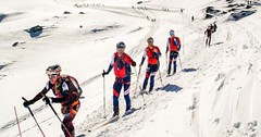 Závod Patrouille des Glaciers: z Zermattu do Verbier po stopách vojáků