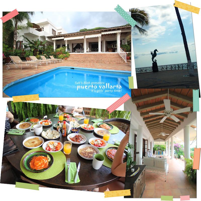 旅行,旅遊,遊記,墨西哥,Puerto Vallarta,巴亞爾塔港,國外旅遊,單身趴,單身派對,bachelorette party,Villa Veranda,民宿,別墅,B&B,住宿