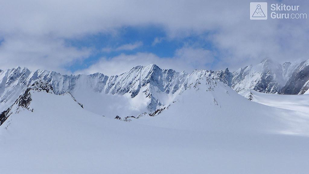 Sustenhorn (day 1, h.r. Swiss Glacier) Urner Alpen Schweiz foto 14