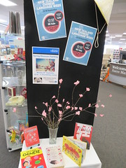 NZ Chinese Language Week display