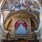 Organo proveniente dall'Ara Coeli in Roma