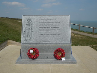 13 05 01 Beachy Head - RAF Memorial