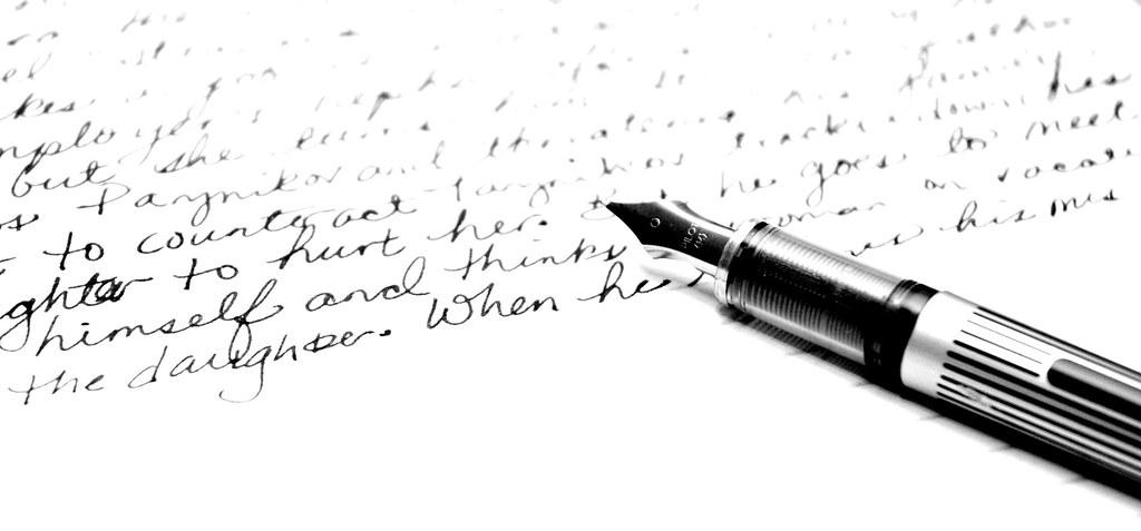 Acerca del proceso de escribir y las ideas