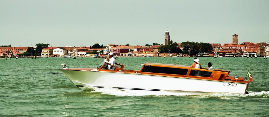 Venetian Speeder