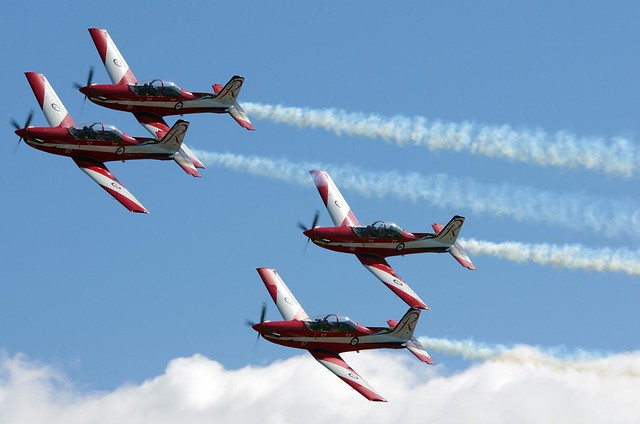 RAAF Roulettes - Wings Over Illawarra airshow